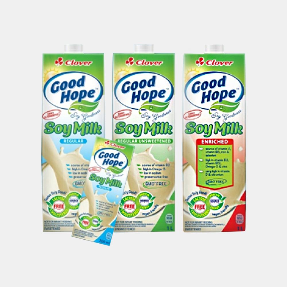 good hope soy milk